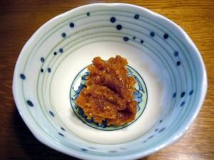 カバノアナタケエキス入り 焼き味噌